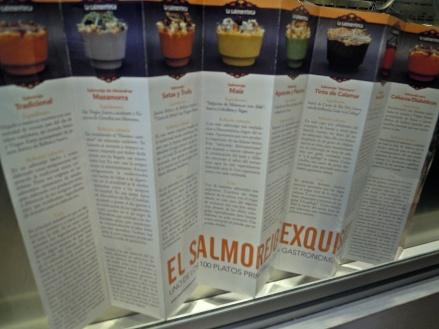la salmoreteca, 8 variaciones del clásico cordobés
